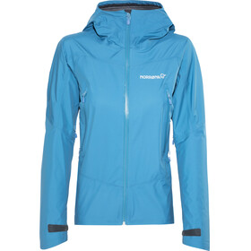 Norrøna Falketind Gore-Tex Jacket Women blue
